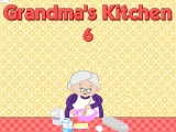 Flash игра для девочек Grandma's Kitchen 6