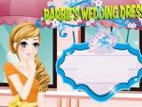 Barbies Wedding Dress