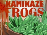 Flash игра для девочек Kamikaze frogs