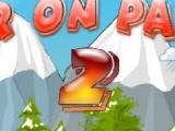 Flash игра для девочек War on Paper 2