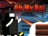 flash игра Oh My Bot