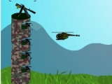 Flash игра для девочек Heli Invasion 2