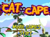 Flash игра для девочек Cat in a Cape