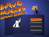 Flash игра для девочек Infinite Monkeys - Bending Reality