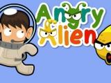 Flash игра для девочек Angry Aliens