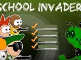 Flash игра для девочек School Invaders