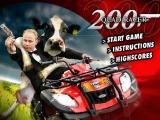 Flash игра для девочек Quad Racer 200