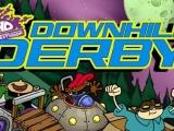 Flash игра для девочек Downhill Derby