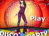 Flash игра для девочек Disco Party