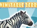 flash игра Feed Zebra
