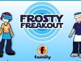 Flash игра для девочек Frosty Freakout - Приготовление мороженого
