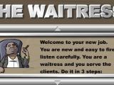 The Waitress - Симулятор официантки