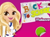flash игра Тесты: Back To School Makeover Test