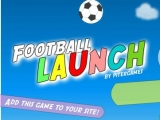flash игра Football Launch