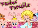 flash игра Twins Trouble