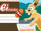 flash игра Migros: EiCatcher - Мигрос - ловец яиц