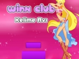 flash game Winx Kelime.