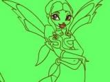 flash игра Winx Leila