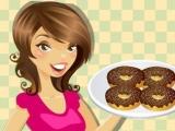 Flash игра для девочек Creamy Doughnuts