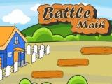 Flash игра для девочек Battle Math