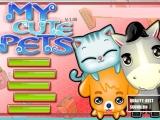 Flash игра для девочек My Cute Pets