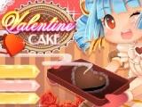 Valentine Cake - Праздничный пирог