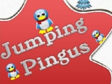 flash игра Jumping Pingus