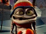Flash игра для девочек Puzzle Mania: Crazy Frog