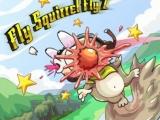 flash игра Fly Squirrel 2 - Белка-летун