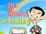 flash игра Mr. Bean Car Parking