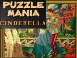 Flash игра для девочек Puzzle Mania: Cinderella
