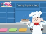 Cooking Vegetable Soup