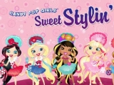 flash игра Candy Pop Girls Sweet