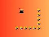 Flash игра для девочек Змейка в стиле Наруто