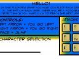 flash игра Kisame Platform Game