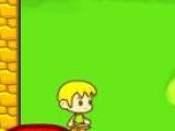 Flash игра для девочек Приключения ребенка