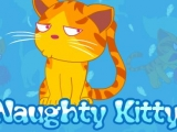 flash игра Naughty Kitty