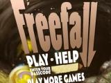 Flash игра для девочек Freefall