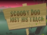 Scooby Doo: Lost His Track