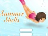 Flash игра для девочек Summer Shells