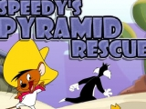 flash игра Speedy's Pyramid Rescue