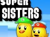 Flash игра для девочек Super Chick Sisters