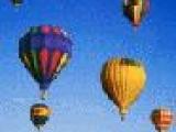 Flash игра для девочек Пазлы: Воздушные шары