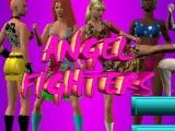 Flash игра для девочек Angel Fighters