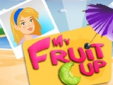 Flash игра для девочек My Fruit Cup