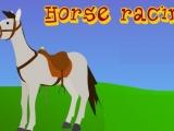 Flash игра для девочек Horse Racin'