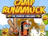 Flash игра для девочек Camp Runamuck The Thunder Challeng