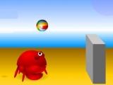 Flash игра для девочек Crab-ball