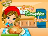 Flash игра для девочек Lovely Daughter Surprise