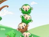 Пирамида из обезьянок